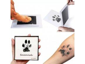 safe non toxic baby footprints handprint main 0
