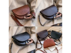 luxury fashion women crossbody bag croco main 2