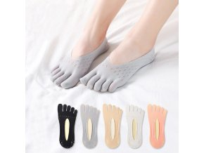 fashion summer thin toe sock slippers wo main 0