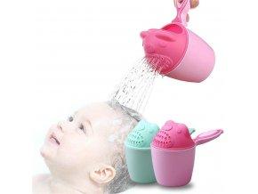 baby bath waterfall rinser kids shampoo main 0