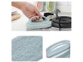 magic powerful detergent bath brush spon main 1