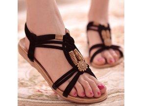 Dámské letní provázkové sandály