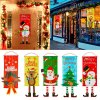 Vánoční dekorační vlajka na zavěšení - SLEVA 30%