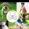 personalized collar pet id tag engraved main 2