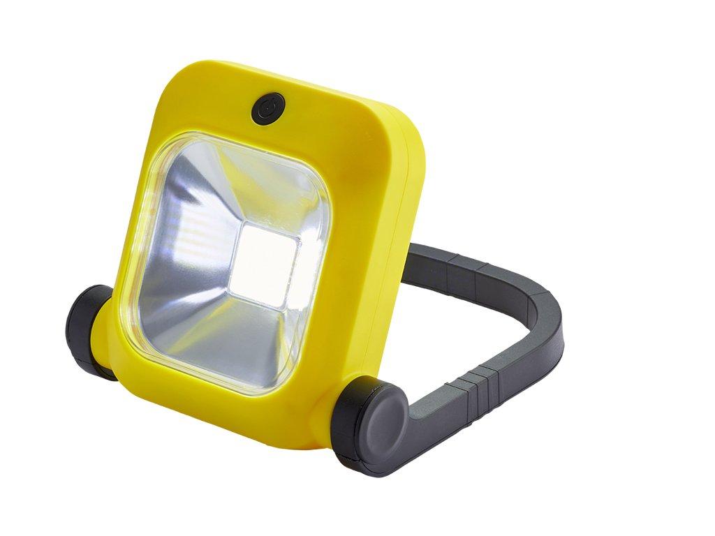 GALAXY 2000 přenosný Li Ion nabíjecí LED reflektor 2000lm