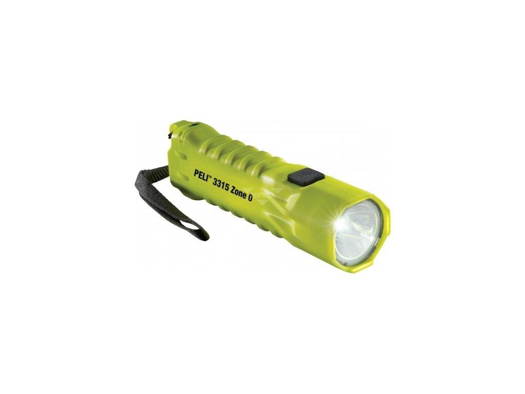Svítilna Peli 3315 Z0 ATEX