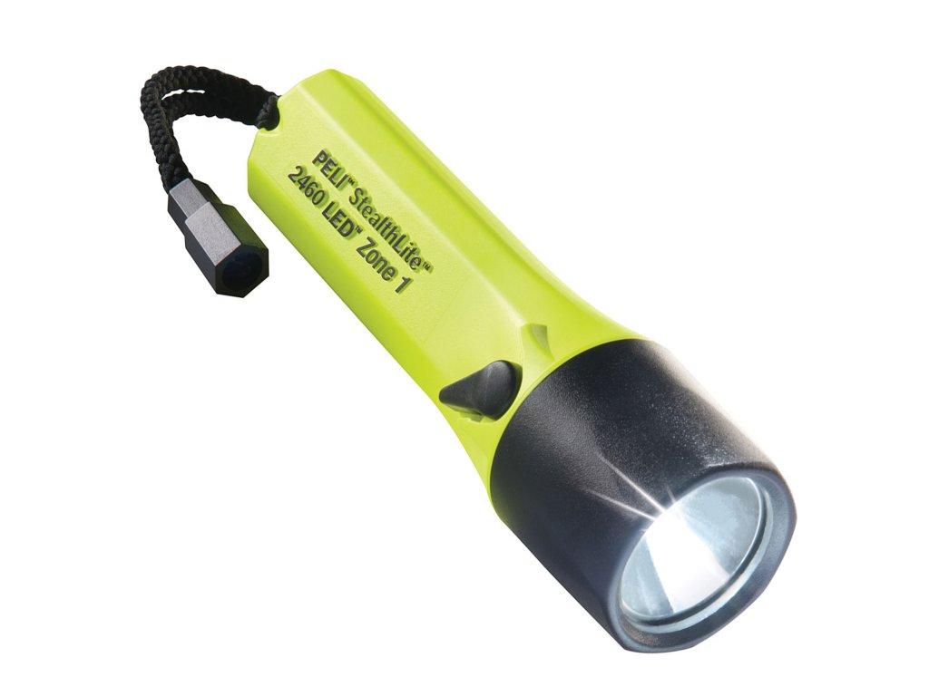Svítilna PELI Stealthlite 2410 Z0