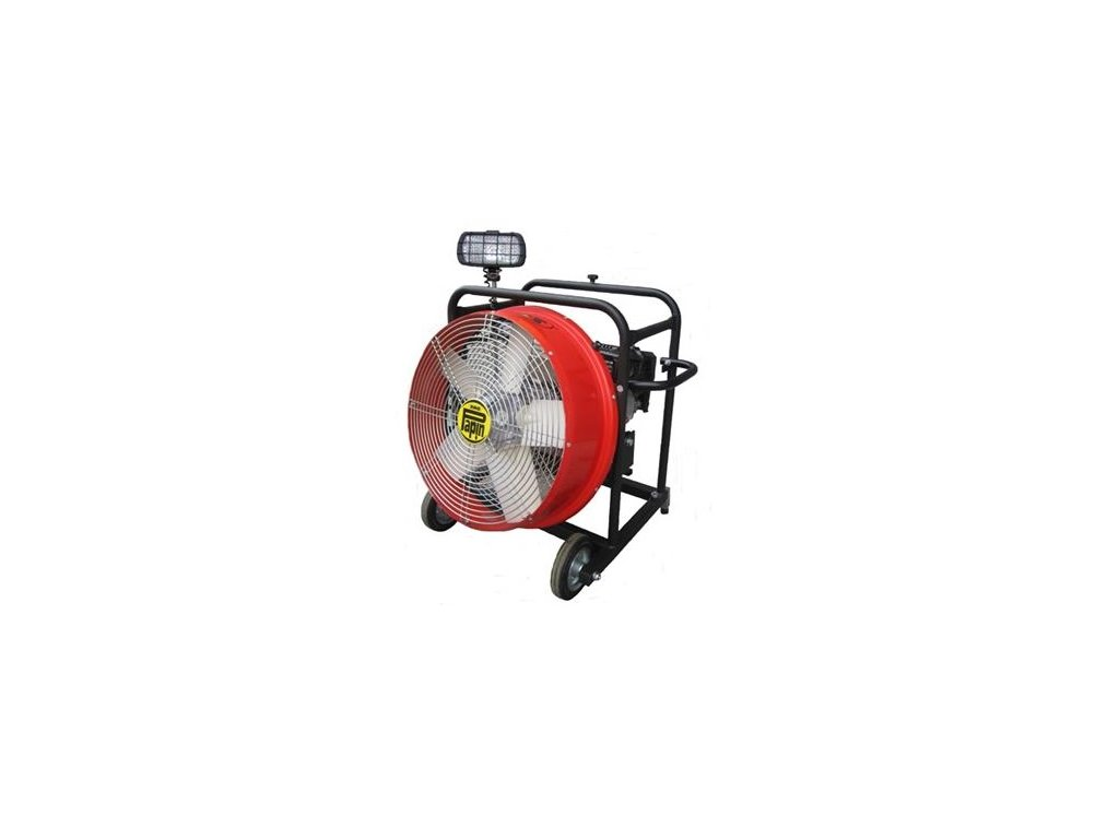 Přetlakový ventilátor PAPIN 508 HONDA