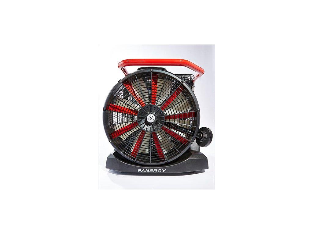 Přetlakový ventilátor Rosenbauer