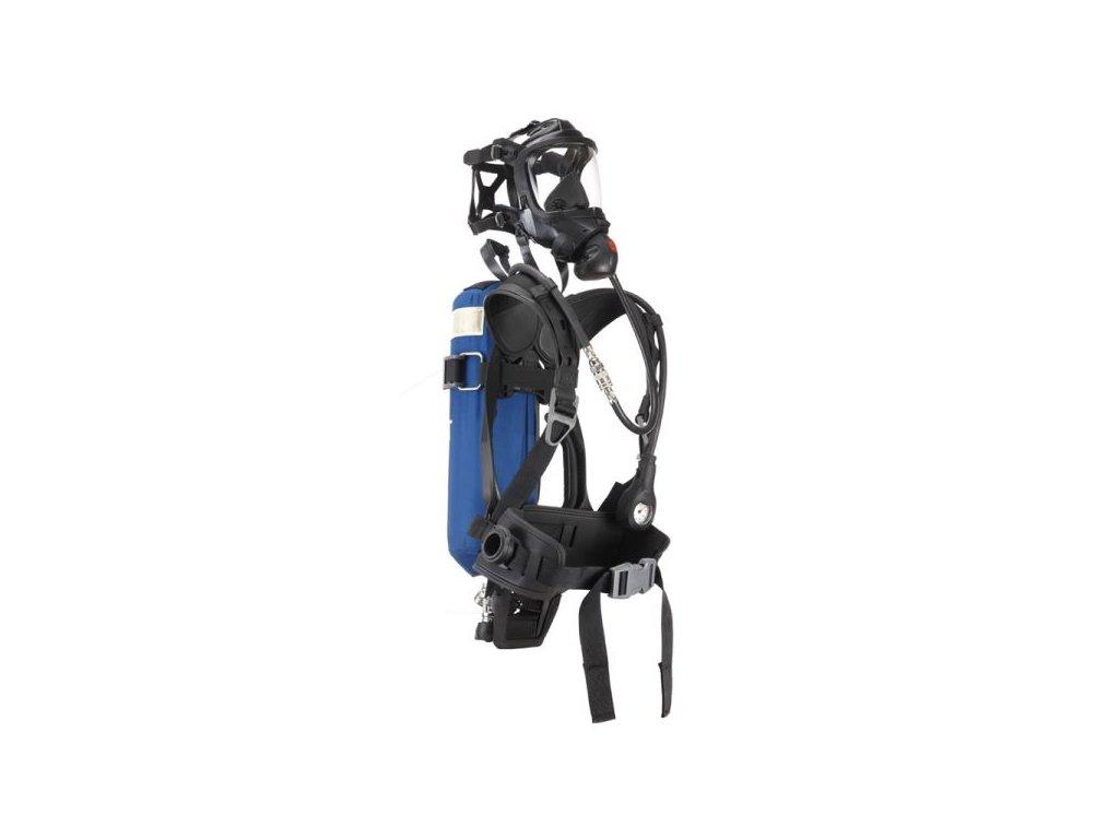 Dýchací přístroj DRAEGER PSS 4000 TX set-maska 7730 s náhl.křížem,lahev carbon 6,8L/300bar