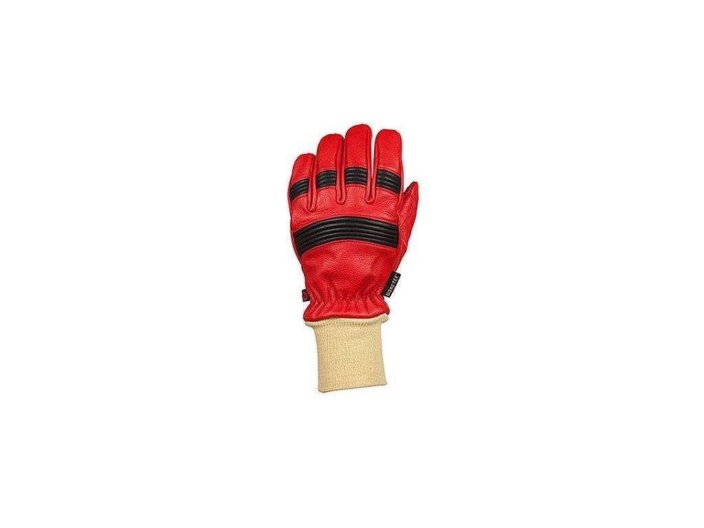 rukavice zasahove rosenbauer fire pro red s upletem