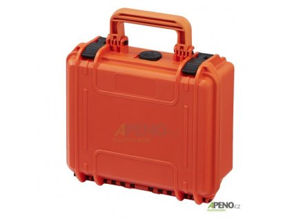 Vodotěsný kufr  Orange Apeno 258x243x117,5