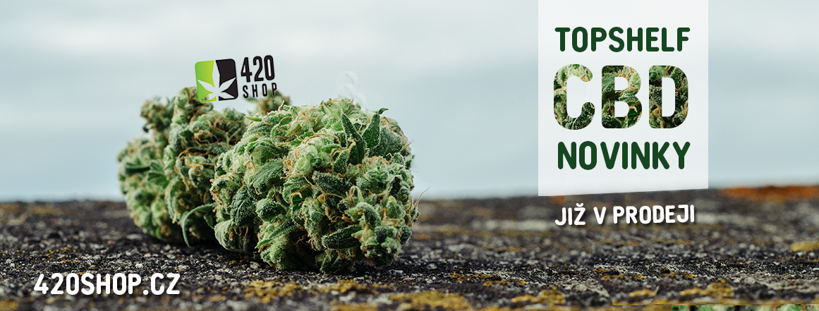 Novinky CBD weed