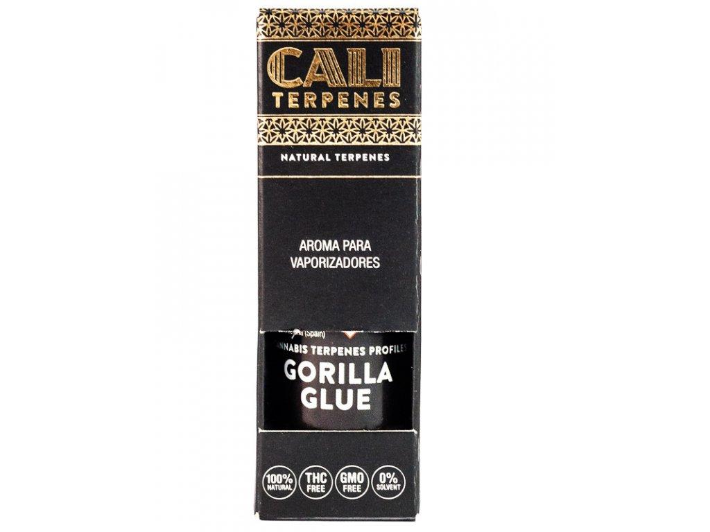 gorilla glue terpenos