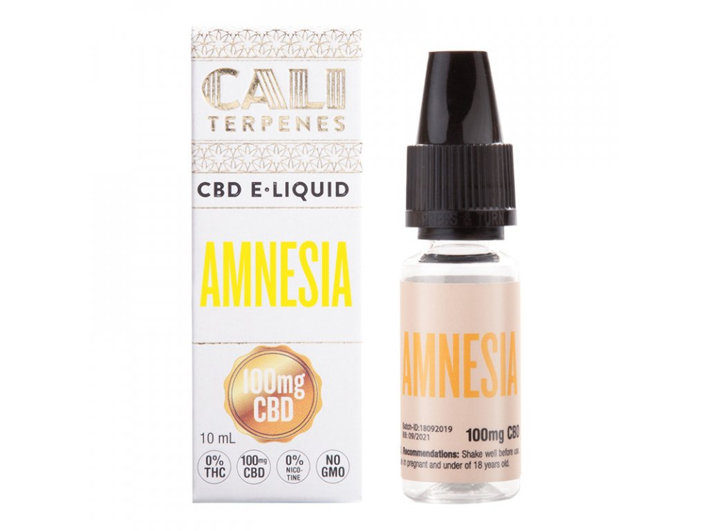 eliquid cbd amnesia 100mg