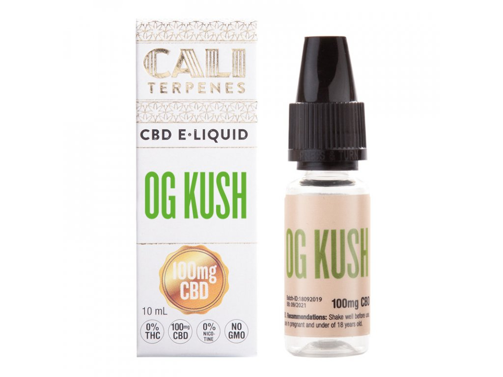 eliquid cbd og kush 100mg