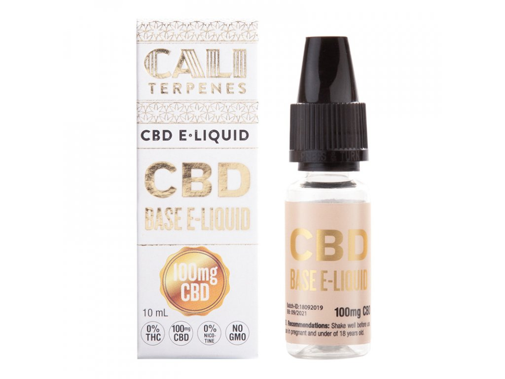 cbd eliquid base cali terpenes