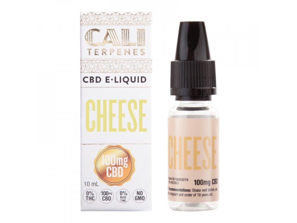 eliquid cbd cheese 100mg