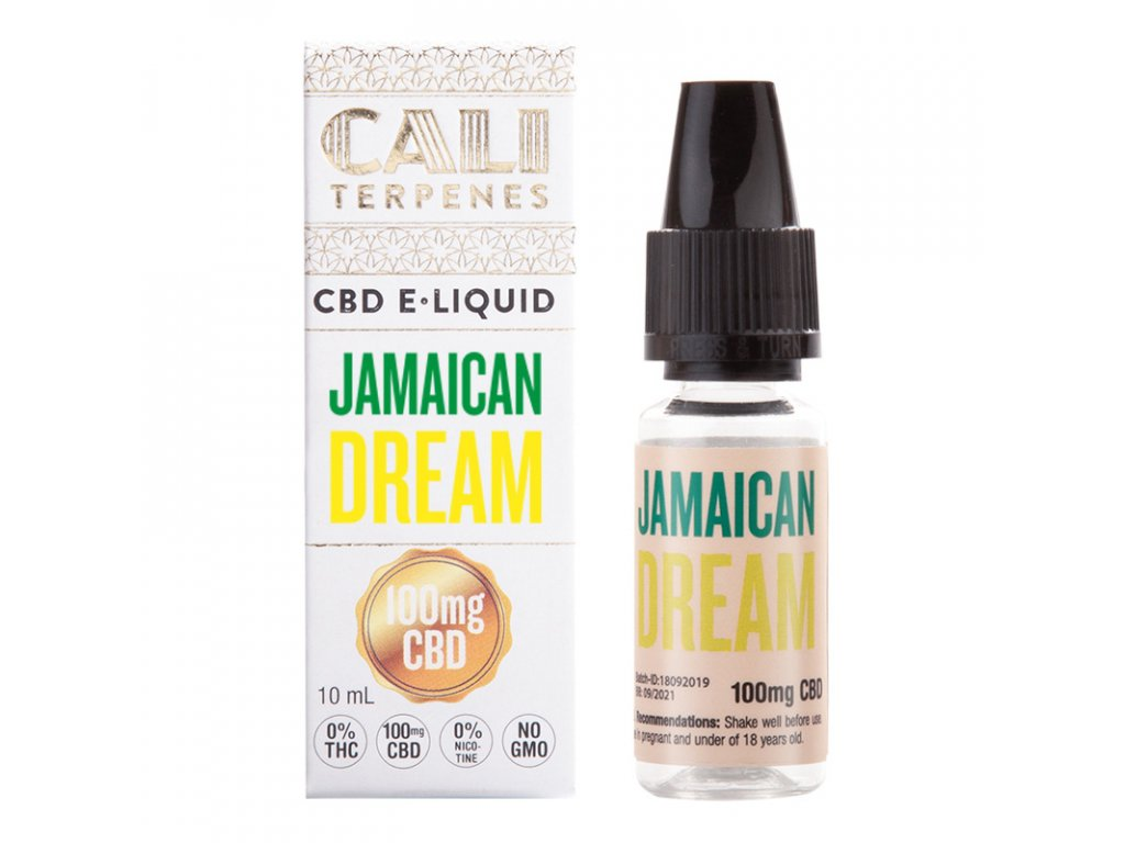 eliquid cbd jamaican dream 100mg