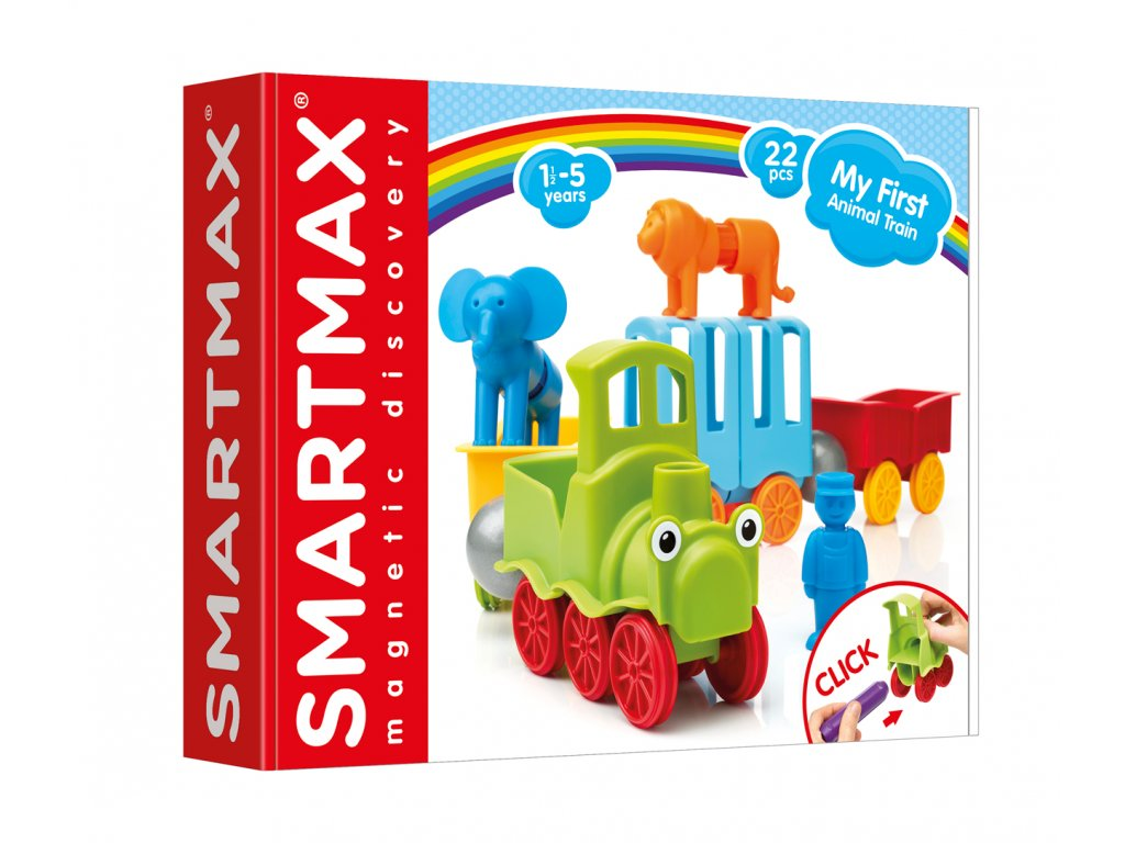 1 SMX 410 My First Animal Train (pack2018)