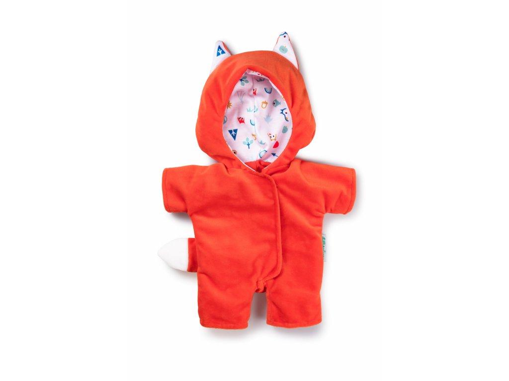 83208 alice Fox Onesie for 36 cm doll 1