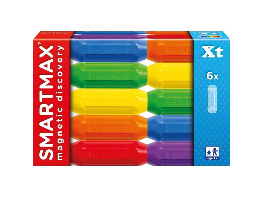 SmartMax - krátké tyče - 6  ks