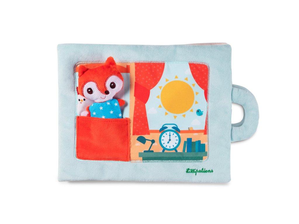83270 goodmorning little fox activity book 1 BD
