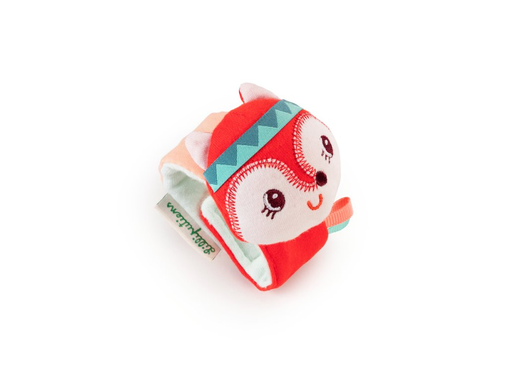 83281 Alice bracelet rattle 1 BD