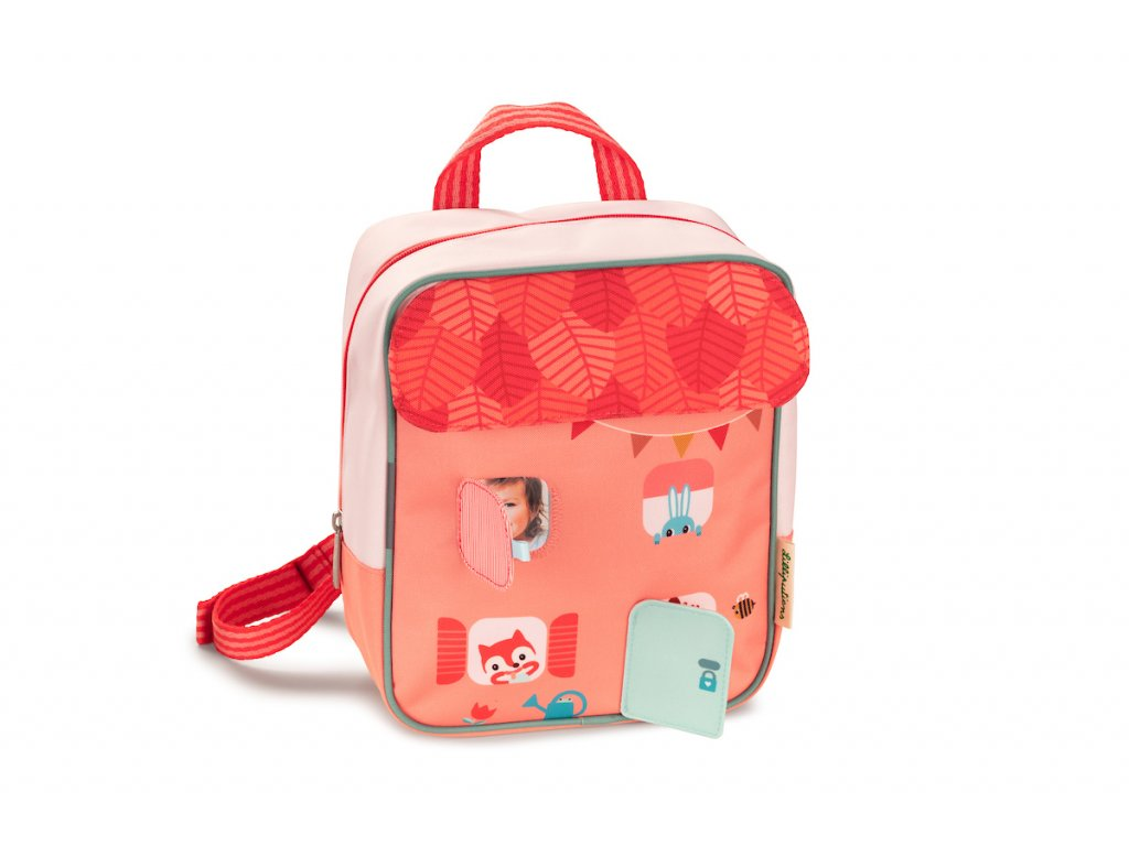 84447 Forest house backpack 1 BD