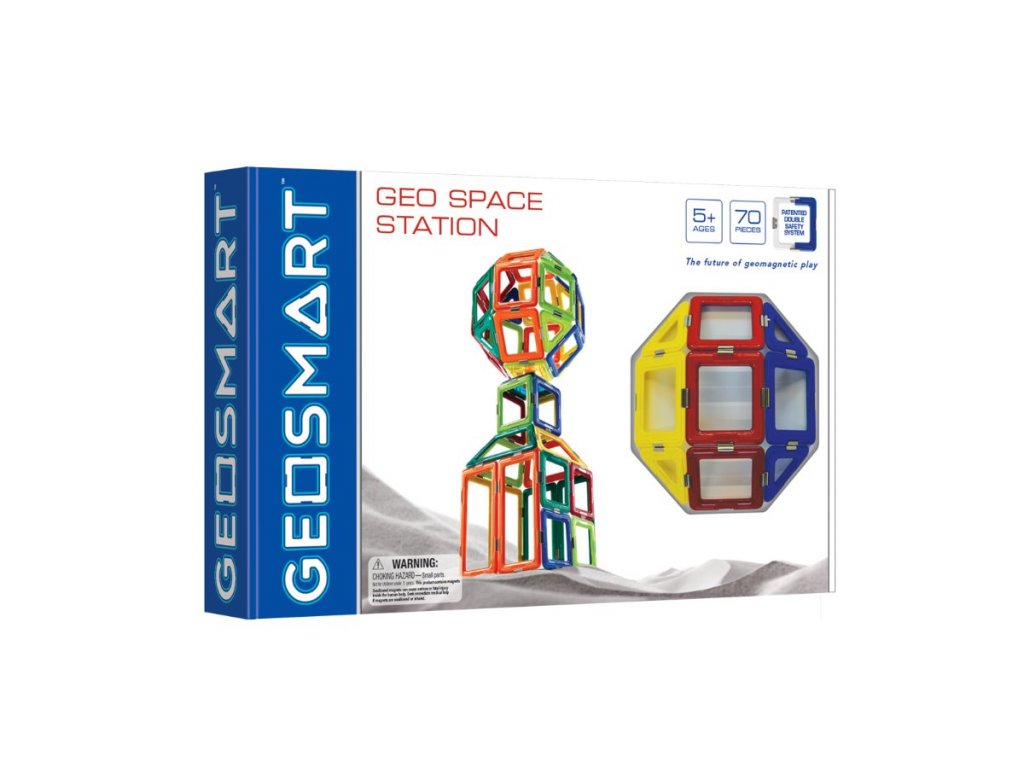 GeoSmart - GeoSpace Station - 70 ks