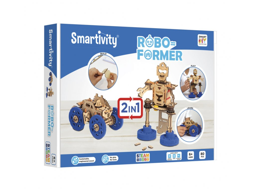 STY 101 Roboformer (pack)2021