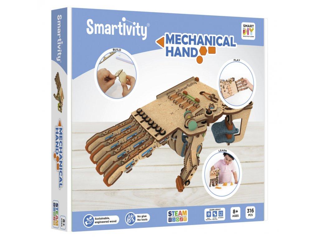 STY 202 Mechanical Hand (pack)