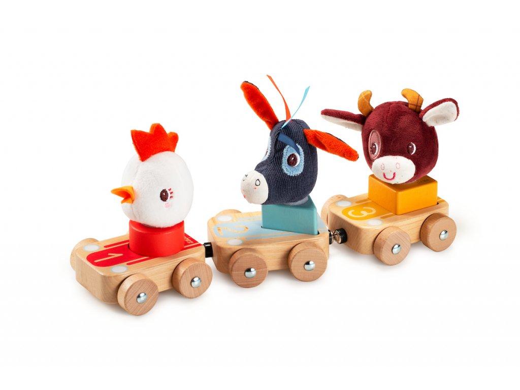 83295 Farm chain of cars 1 BD