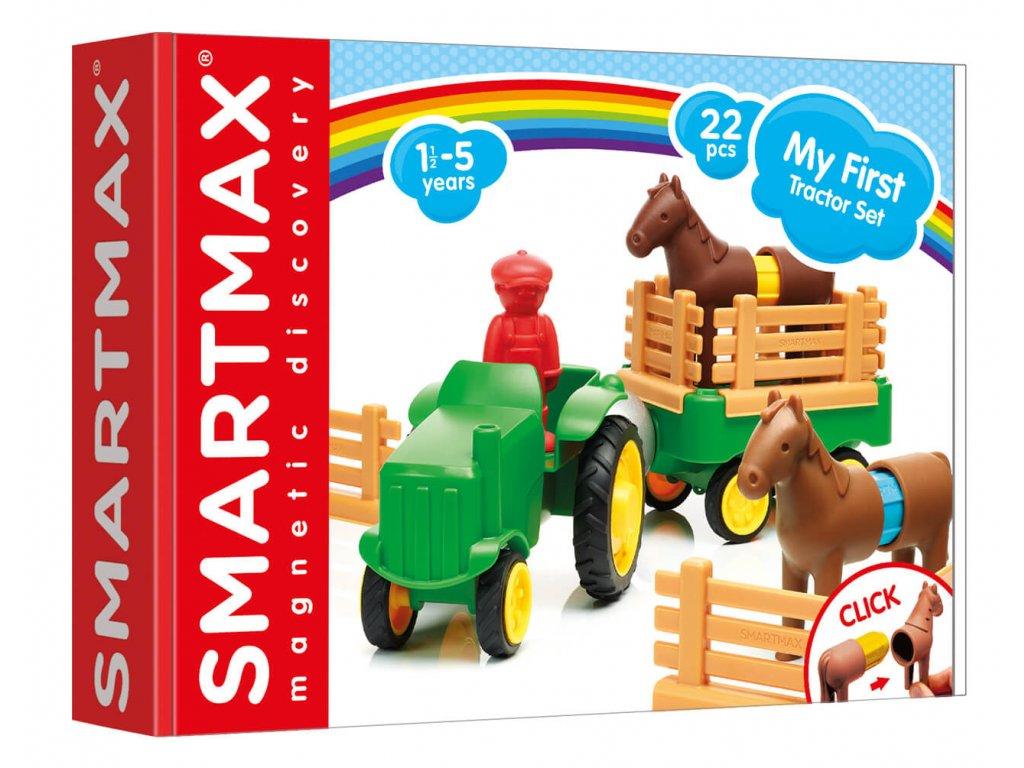 SmartMax - M…j prvnˇ trakt…rek - 22 ks