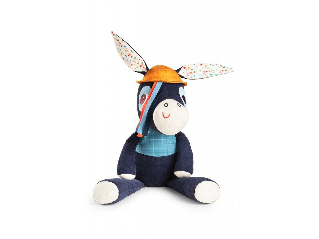 83302 Ignace extra large cuddly donkey 1 BD