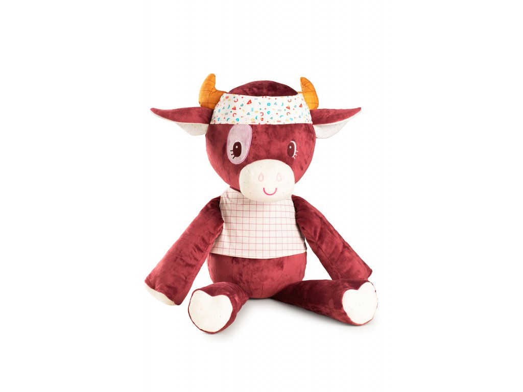 83303 Rosalie extra large cuddly cow 1 BD