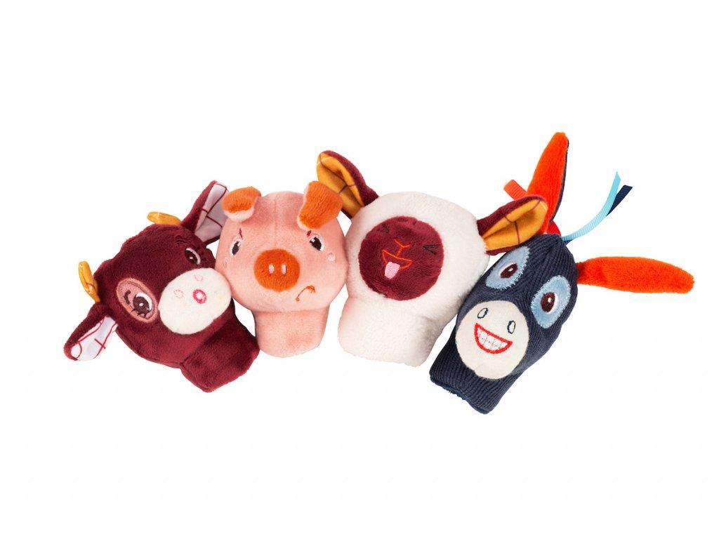 83304 Farm finger puppets 1 BD