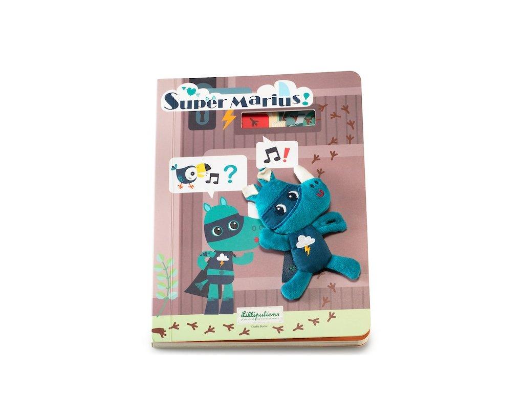 83322 Super Marius my first journey book 1 BD