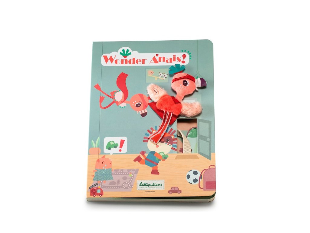 83323 Wonder Anais my first journey book 1 BD