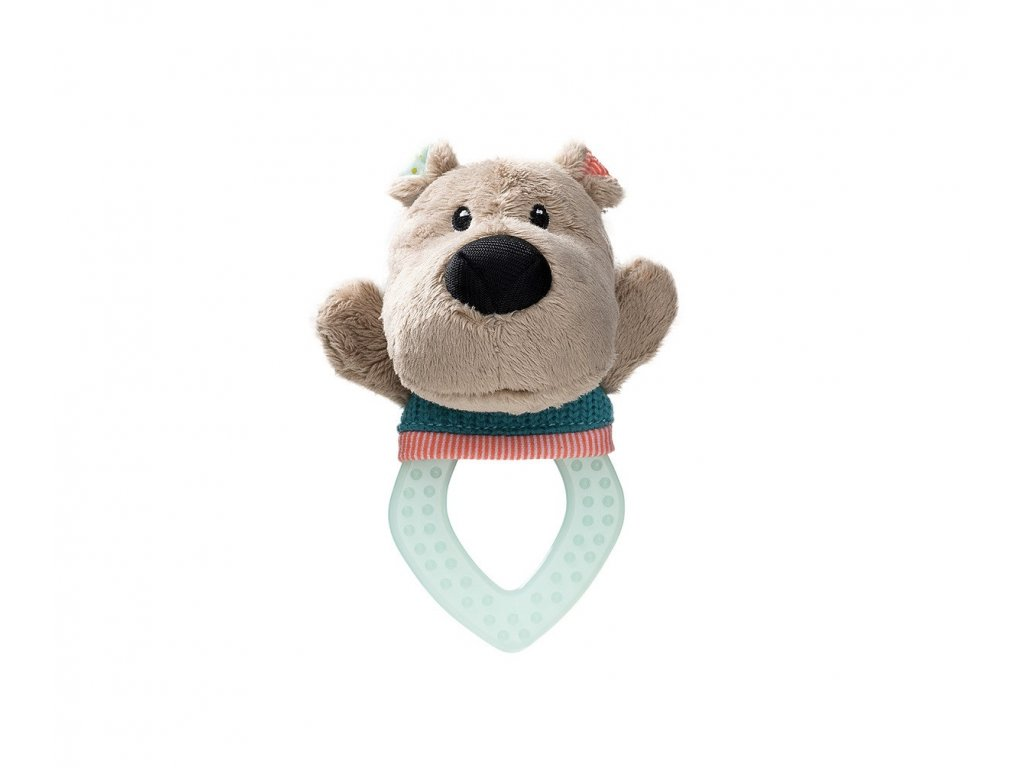 Lilliputiens - medvěd César - kousátko