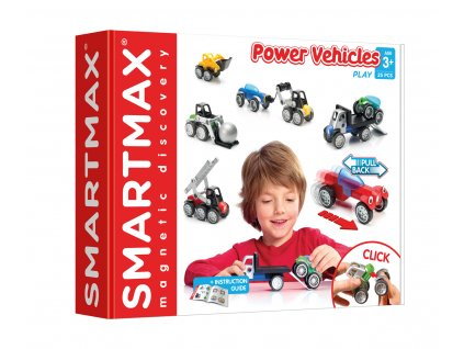 SMX 303 Power Vehicles 1 (pack)