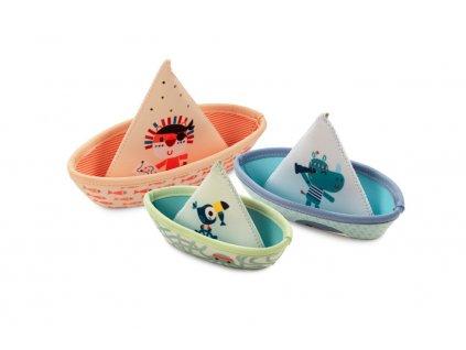 83288 3 boats Jungle 1 BD