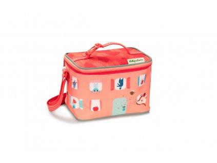 84449 Forest house lunchbag 1 BD