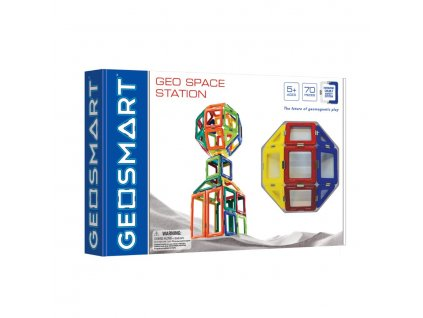 GeoSmart - GeoSpace Station - 70 ks