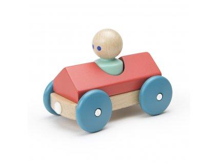 Magnetické autíčko TEGU Poppy Racer1