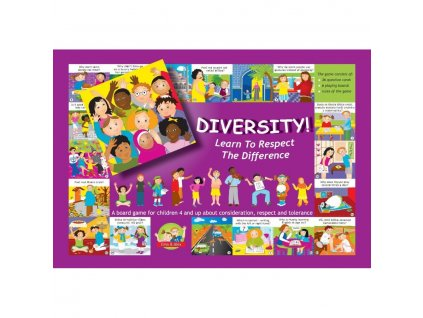 Diversity! Learn to respect the difference