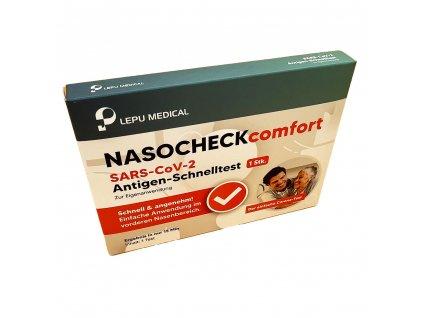 Lepu Medical antigénový rýchlo test z nosa 1ks