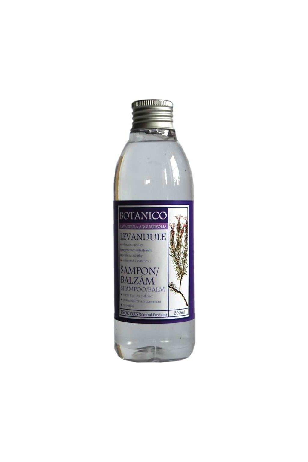 Botanico - Šampon/Balzám - Levandule - 200ml