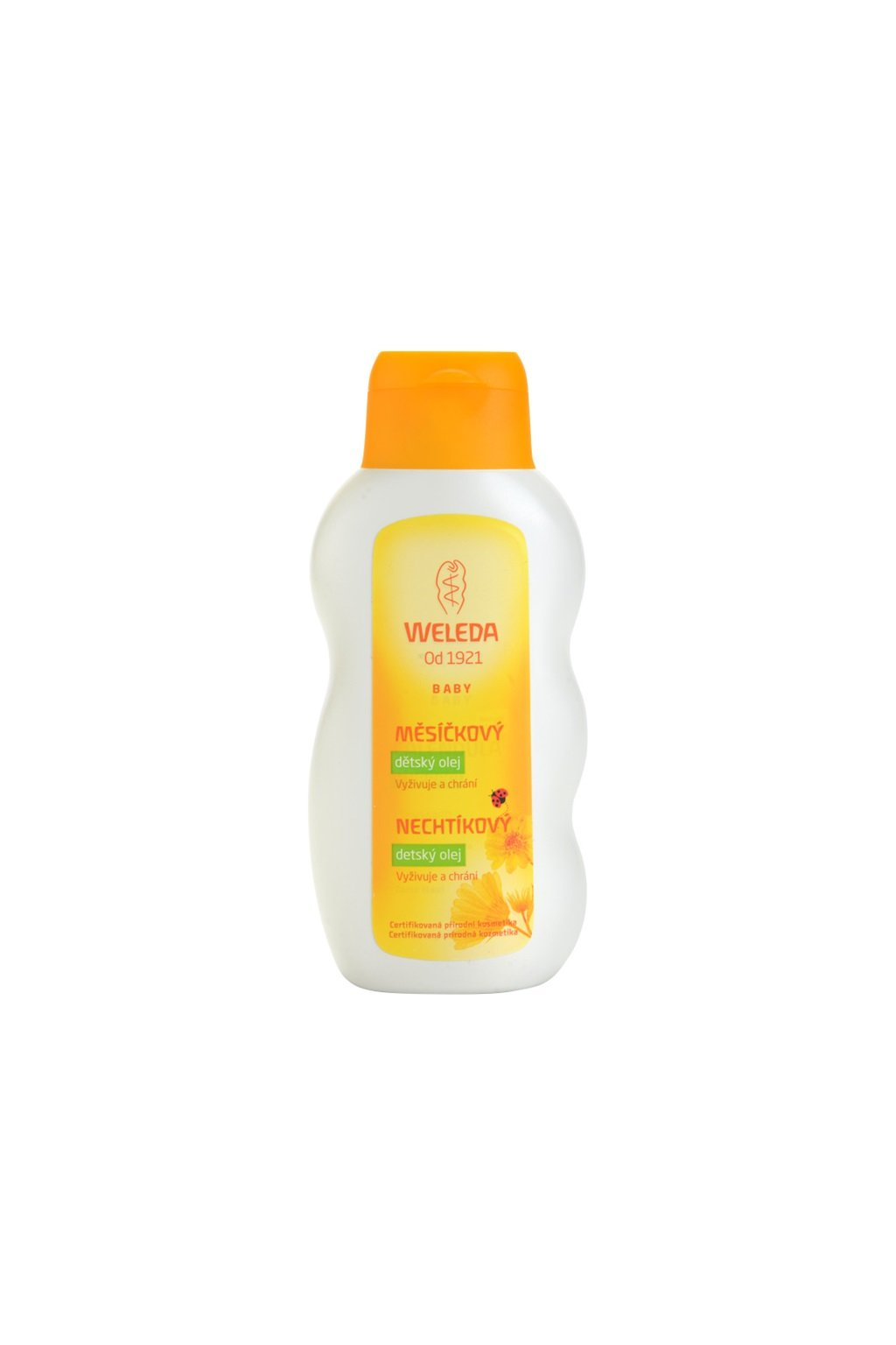 weleda baby and