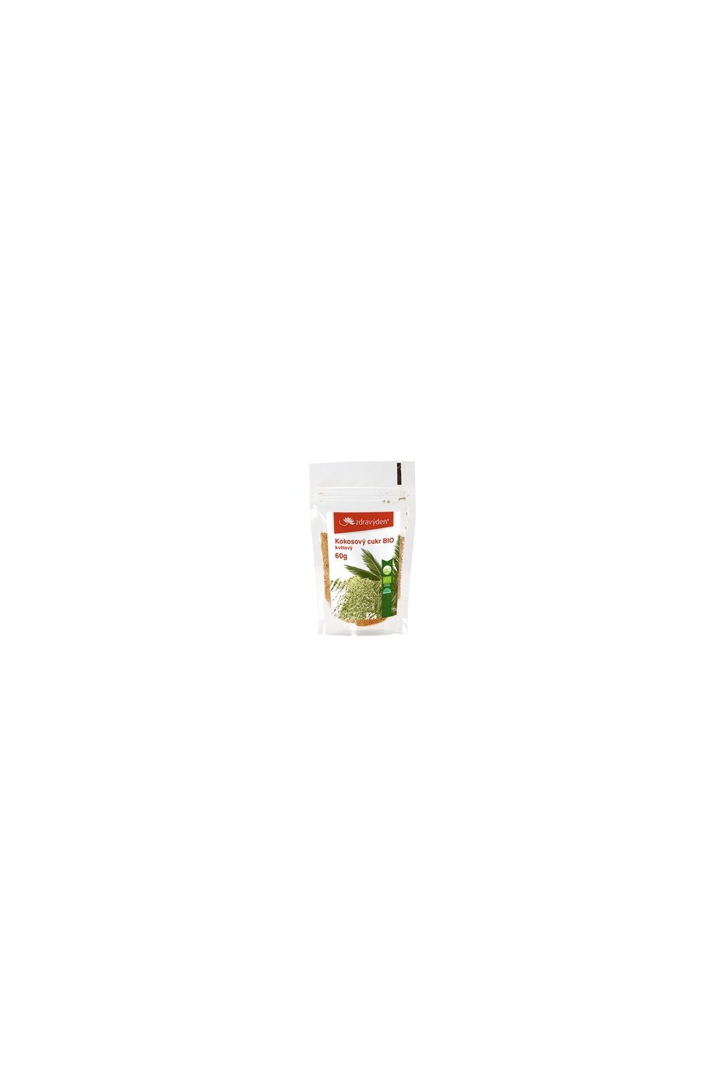 Zdravý den Kokosový cukr BIO květový (varianta 1000g)